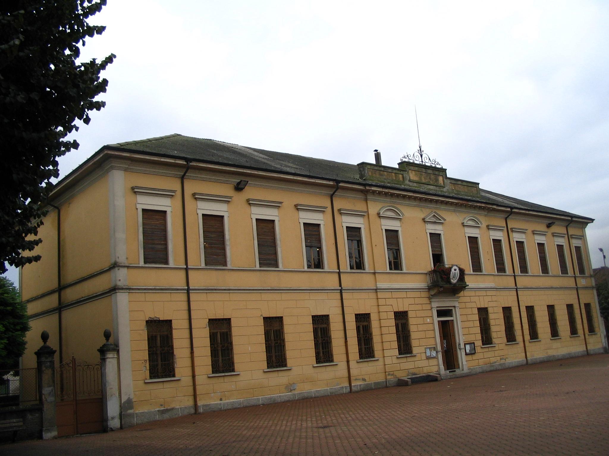 Palazzo Comunale Piazza Vittorio Veneto